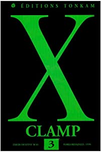 X Edition simple Tome 3