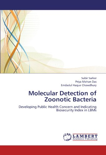 Molecular Detection of Zoonotic Bacteria por Subir Sarker