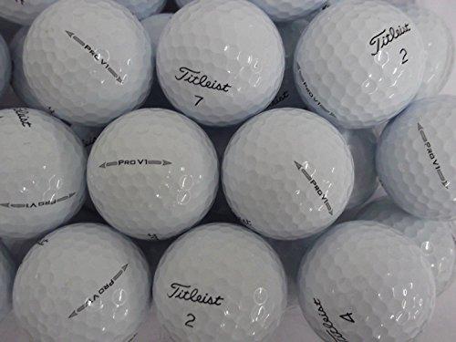 12balles de golf Titleist Pro V1'2016modèle'/nouveau modèle perle/Balles de grade A