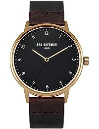 Ben Sherman Herren-Armbanduhr Analog Quarz WB049BRG