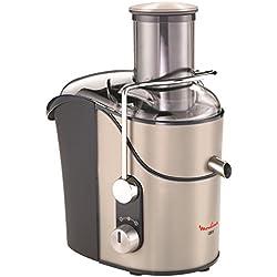 Moulinex - JU655H - Centrifugeuse, 1000 watts, Gris / Argent