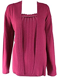 save up to 80% new design best authentic Amazon.co.uk: Damart - Cardigans / Jumpers, Cardigans ...