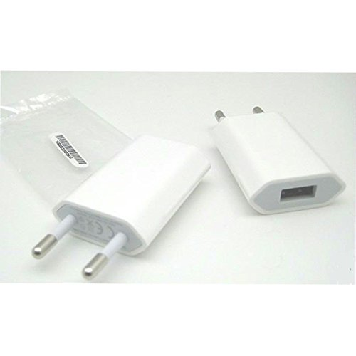 Apple Iphone MD813ZM/A USB Power Adapter 5W  available at amazon for Rs.821
