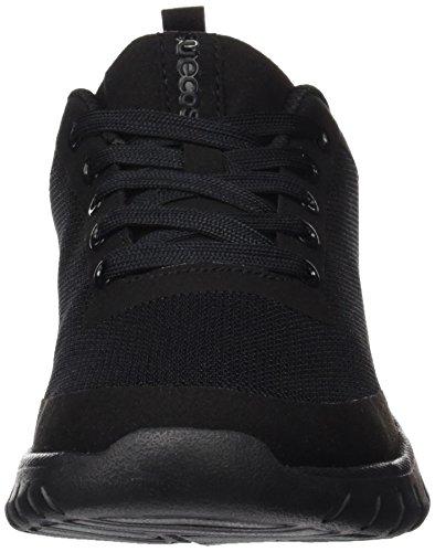 Suecos® Alma, Chaussures de sport mixte adulte Noir (Black)