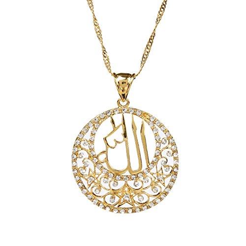 glasur-anhanger-rund-jewelry-24-k-vergoldet-religiose-islamischen-muslim-allah-kristall-anhanger