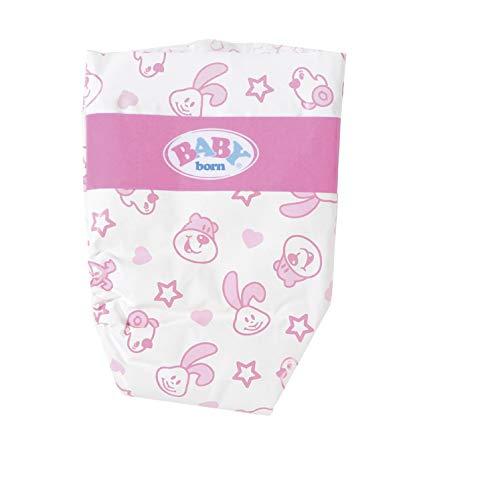 Zapf Creation 826508 BABY Born Care Windeln Puppenzubehör 5 Stück