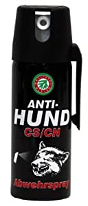Ballistol Verteidigungssprays Anti Hund Abwehrspray, 50 ml, 24000