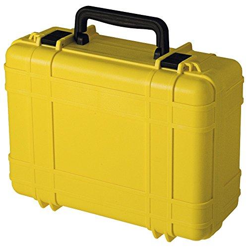 UK Lights 219836 Ultra Case 718 Valise Jaune 47 cm 25,4 l