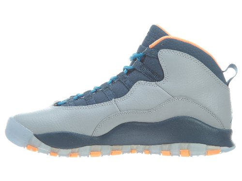 Nike Air Jordan 10 retro 310806 103 Grey/Orange/Blue