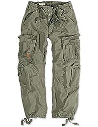 5425429590 Trooper Vintage en el Aire Pantalones Pantalón Cargo de Hombre Relámpago  Edition en el Bundle con