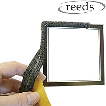 Westfire Stove Replacement Glass with FREE Seal//Gasket