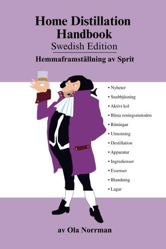 Home Distillation Handbook - Swedish edition