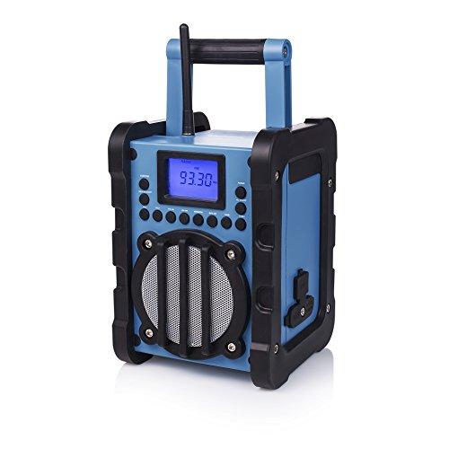 Radio d'extérieur Smartwares RD-1583 - 20 réglages - USB - Port AUX in