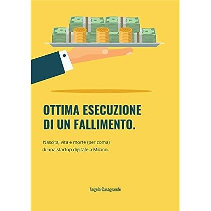 Ottima Esecuzione Di Un Fallimento: Nascita, Vita E Morte (Per Coma) Di Una Startup Digitale A Milano.