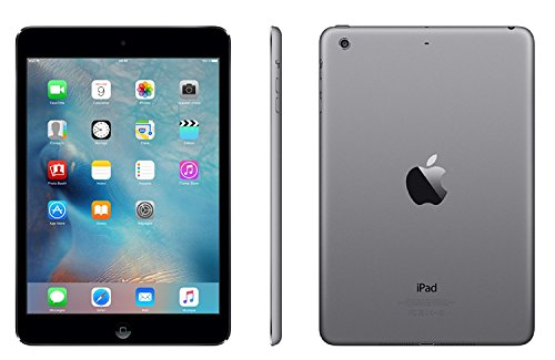 Price comparison product image Apple iPad Mini 2 32GB Wi-Fi - Space Grey (Certified Refurbished)