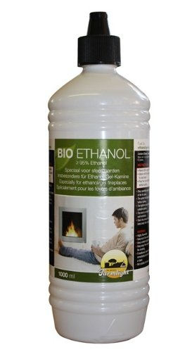 Bio Ethanol Fuel - (12 Litres)