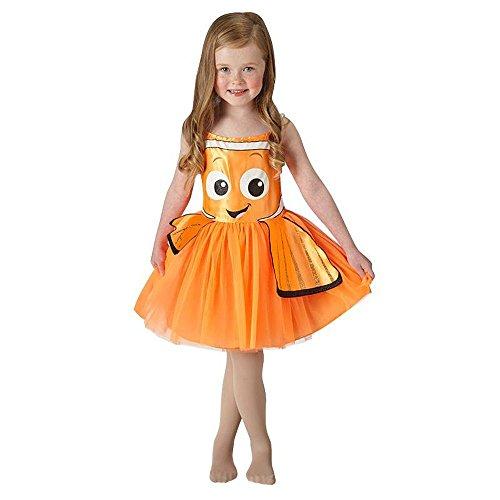 m Findet Dory Nemo Karneval Gr.5 bis 6 J. (Dory Und Nemo Halloween-kostüme)
