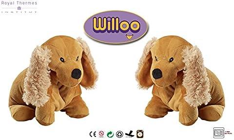Willoo – doudou chauffant parfumé - lot de