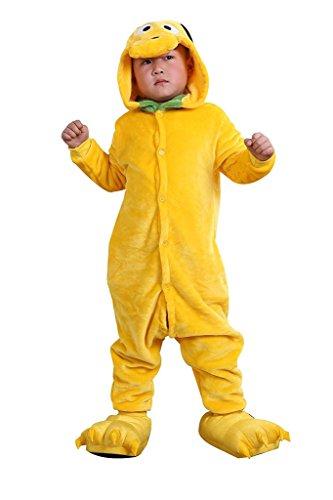 Auspicious Beginning Kuh-Kind-Schlafanzüge Tier Cosplay Kostüm Baby-Body Sleepsuit Freizeitkleidung Kigurumi Pyjama