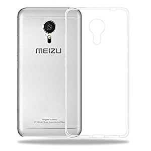 Plus Exclusive Soft Silicone TPU 0.3mm Transparent Clear Case Back Case Cover For Meizu m3 note