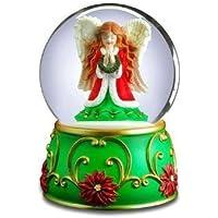 San Francisco Music Box Company - Angel Praying Water Globe