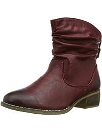 Suchergebnis auf Amazon.de für  rote stiefel - Rieker   Damen ... b2050ec386
