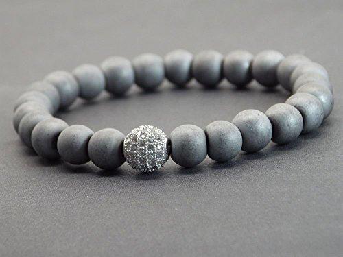 braccialetto-gamma-black-pearl-in-ematite-e-perlina-argento-925-e-ossido-di-zirconio