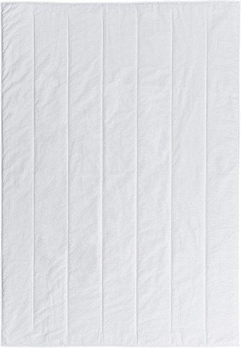 Centa-star limited Leichtsteppbett weiss Größe 155x220 cm