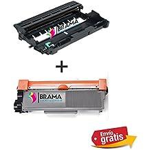 Tamburo e Toner compatibile con Brother TN2310/TN2320& DR2300/DR2320Cartuccia Laser +