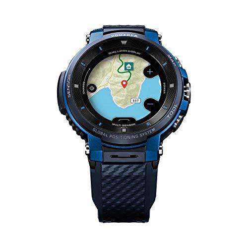 casio orologio digitale unisex adulto con cinturino in resina wsd-f30-bucae