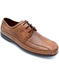 Pitillos 811 Marron - Zapato de Cordones para Hombre