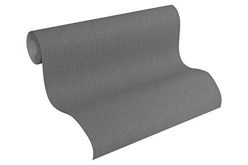Preisvergleich Produktbild Esprit Home Tapete Artisan Fall Vliestapete 10,05 m x 0,53 m grau 302845