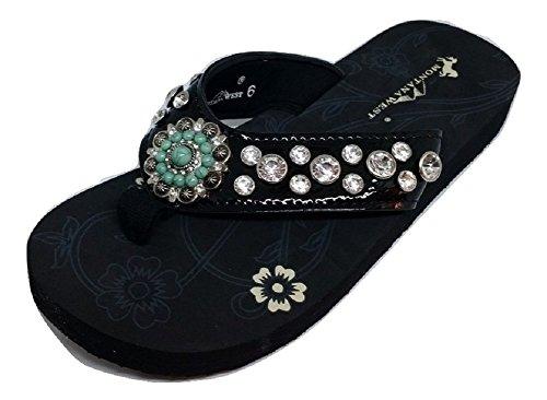 montana-west-womens-rhinestone-flower-two-tone-bling-flip-flops-10-bm-us-black