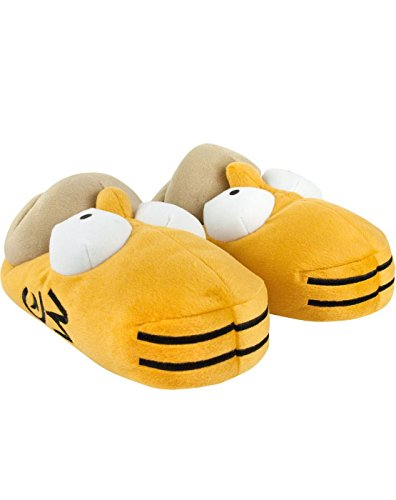 The Simpsons Homer Face Men's 3D Slippers (S)
