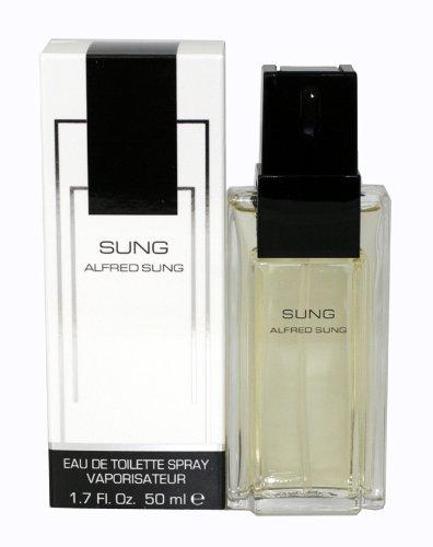 SUNG von Alfred Sung für Damen. EAU DE TOILETTE Quilt 1.7 oz / 50 ml