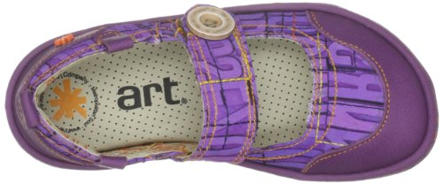 Art  A689, Chaussures fille Violet
