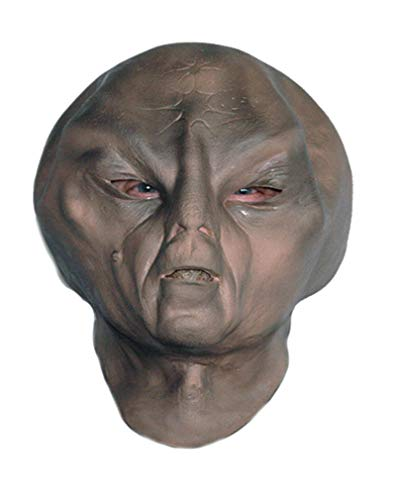 Horror-Shop Alien Foamlatex Maske Supreme