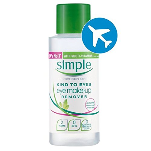 Simple Kind Pour Yeux Make-Up Remover 50ml