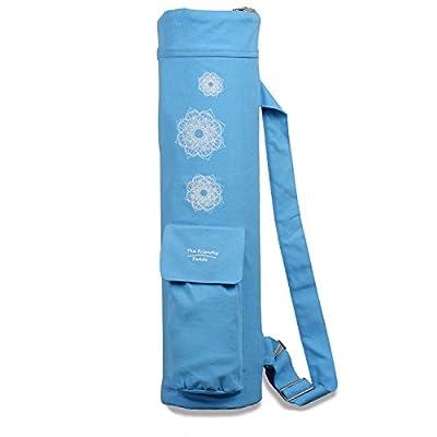 The Friendly Swede Yogatasche - ideal zum Transportieren Ihrer Yogamatte - 65 cm