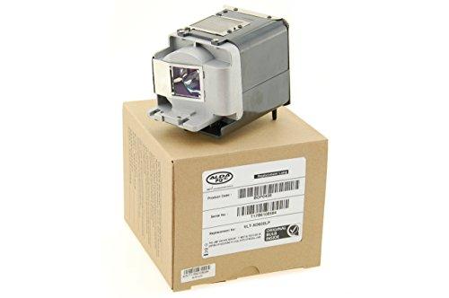 Alda PQ® - Original Beamerlampe / Ersatzlampe VLT-XD600LP für MITSUBISHI XD600U / FD630U / WD620U / XD600U-G / FD630U-G / WD620U-G / GX740 / GX745 Projektoren, Originallampe mit PRO-G6s Gehäuse / Halterung