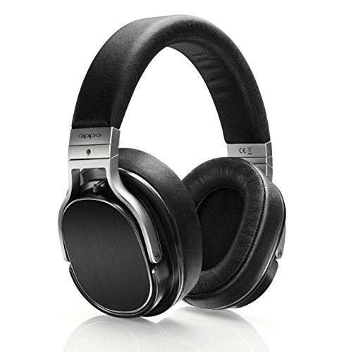Oppo PM-3 Classic Planar Magnetic Headphones - Black Finish, [Importado de...