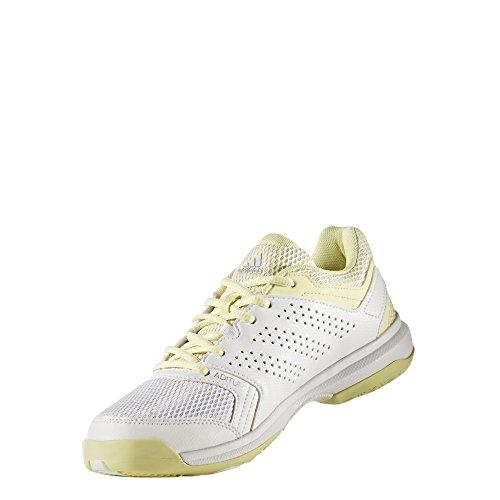 adidas Damen Essence Laufschuhe Mehrfarbig (Ftwr White/silver Met./ice Yellow F16)