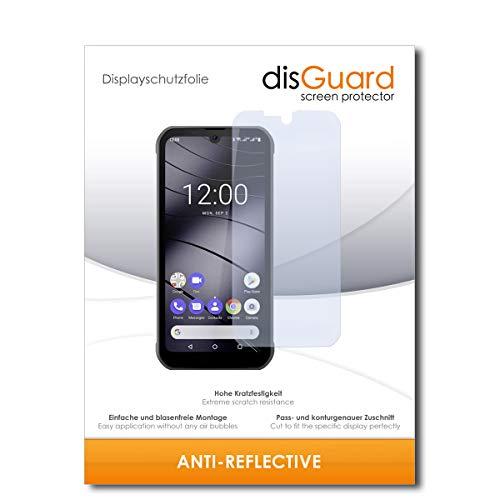 disGuard Protecteur d'écran [Anti-Reflex] Compatible avec Gigaset GX290 [2 Pièces] Antireflets, Mat, Anti-reflet, Extrêmement résistant, Anti-Empreinte Digitale - Film Protecteur