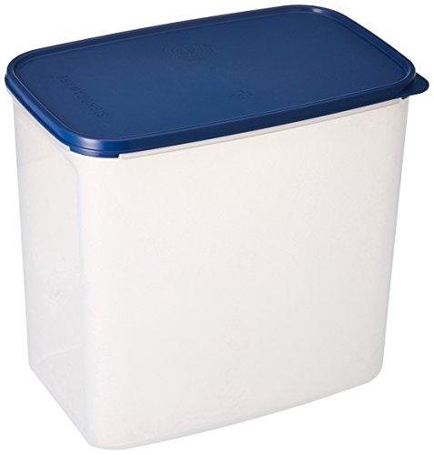 Signoraware Modular Rectangular Container, 12 Litre (Blue)