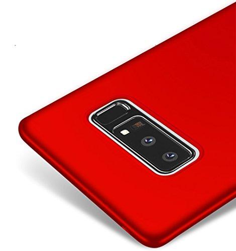 Rojo / RED Ultra-delgado Funda Case Cover Para Samsung Galaxy Note8 /...