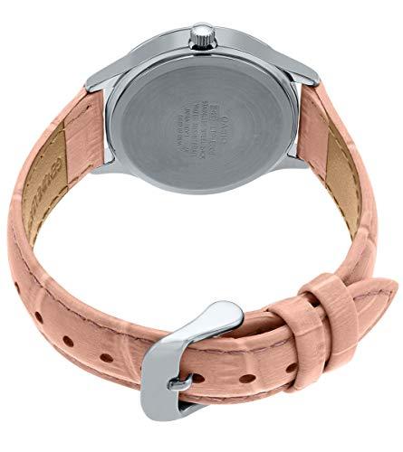 Casio Enticer Analog White Dial Women's Watch - LTP-E306L-4AVDF (A1000)