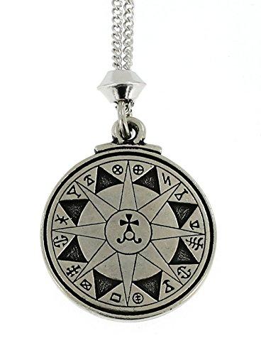 hecho-a-mano-star-de-hermes-talisman-para-seguridad-en-viajes-clave-de-salomon-sello-pentacle-enochi