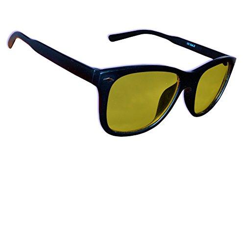 Nachtfahrbrille Nachtbrille Kontrast-Brille Nachtsichtbrille