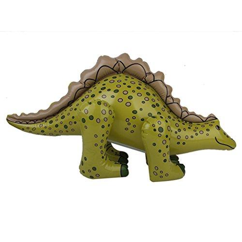 Aufblasbare Cryolophosaurus Dinosaurier Kind Partybevorzugung Pool Strandspielzeug Sprengen