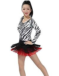0b172d39880a Yalatan Femmes Coloré Danse du Ventre Hip Écharpe Performance Tenues Jupe  Festival Vêtements Gland…